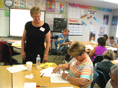 Managing the Multi-Level ESL Classroom - Hanford Adult School; Pat Thompson, ...